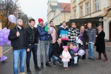 U Bjelovaru obilježen Međunarodni dan svjesnosti o prijevremenom rođenju