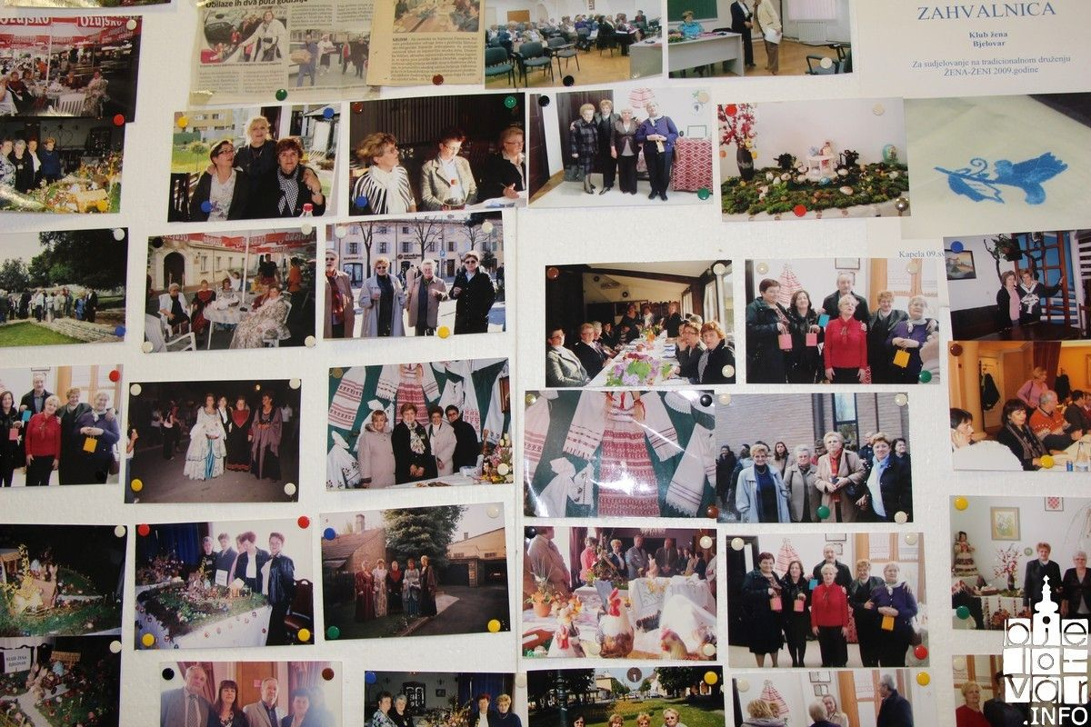 Članice Kluba žena Bjelovar rade punom parom, aktivnosti se već planiraju i za slijedeću godinu