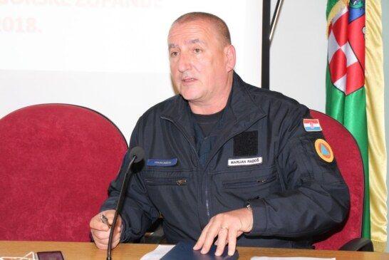 Sve službe s područja Bjelovarsko-bilogorske županije spremne su za nepovoljne vremenske uvjete