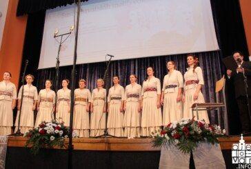 Bjelovar – Uspješno završio 14. susret hrvatskih malih vokalnih sastava