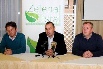 Zelena lista prvi puta izašla van okvira Zagreba, u Bjelovaru predstavila program stranke baziran na održivom razvoju, zaštiti okoliša i pravima potrošača