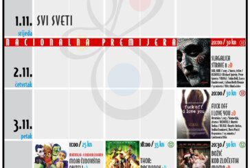 Bjelovarsko kino – TJEDNI RASPORED-KMCBj (31.10.-5.11.2017.)