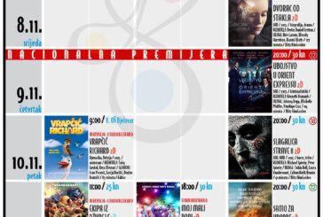 Bjelovarsko kino – TJEDNI RASPORED_KMCBj (7.11.-12.11.2017.)