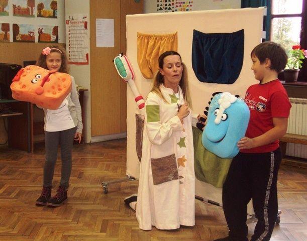 """Projekt Ministarstva kulture  """"Ruksak pun kulture"""" provodi se područnoj školi Gornje Plavnice"""