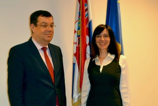 Župan Bajs i ministrica Blaženka Divjak razgovarali o daljnjim ulaganjima u školstvo i obrazovanje Bjelovarsko-bilogorske županije