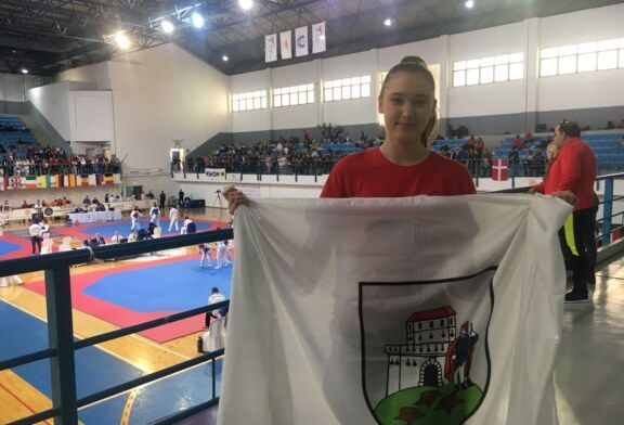 Petra Miškulin na Europskom juniorskom Taekwondo Prvenstvu
