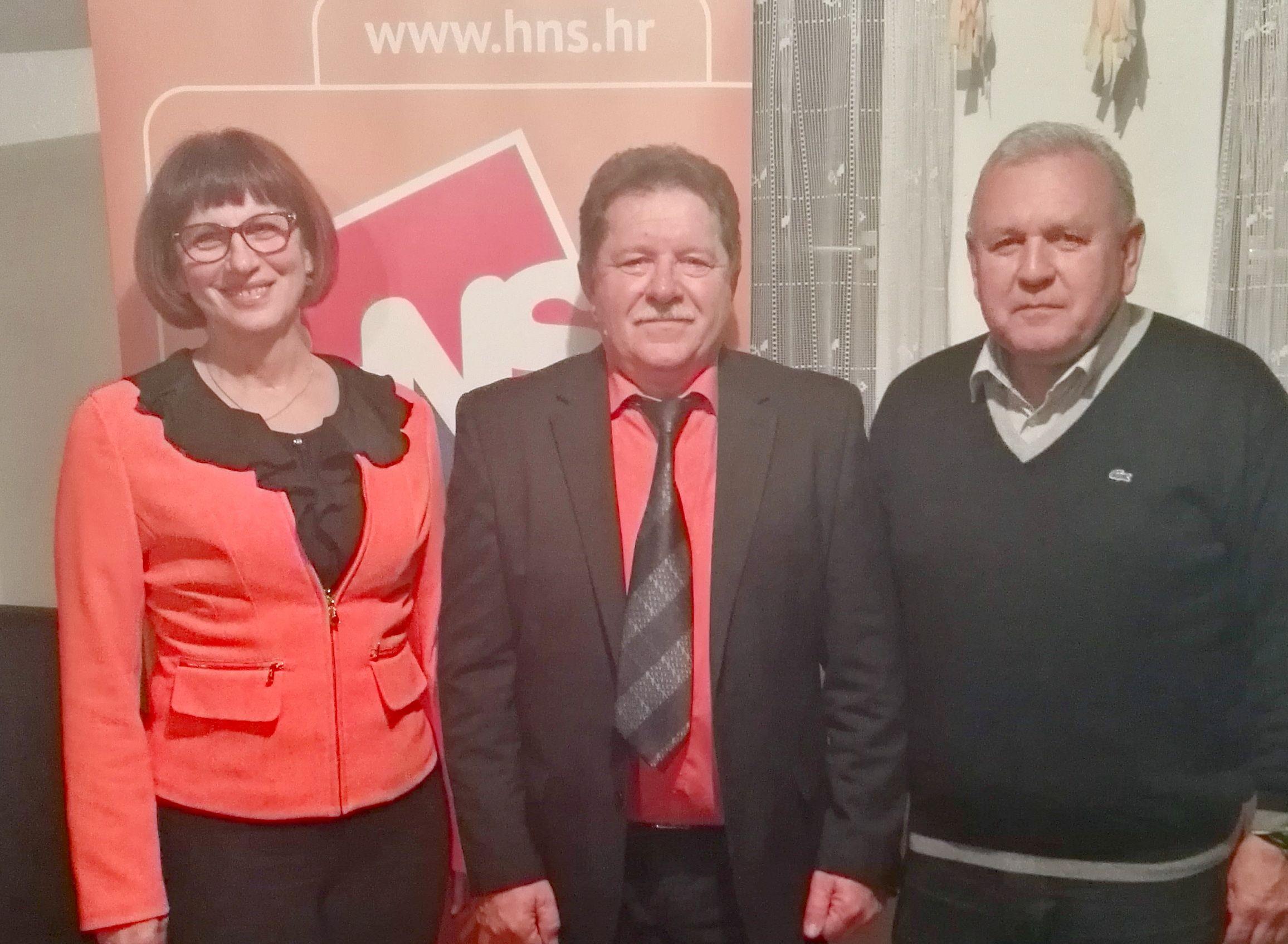 Marijan Dautanac ponovno predsjednik županijskog HNS-a BBŽ