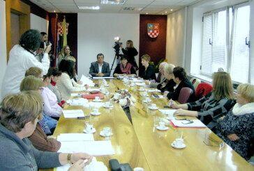 Održana prva po redu sjednica Savjeta za zdravlje Bjelovarsko-bilogorske županije