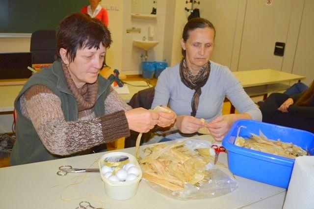 """Obilježen """"Tjedan strukovnog obrazovanja"""" u Komercijalnoj trgovačkoj školi Bjelovar-predstavila se Socijalna zadruga Pružimo ruke"""