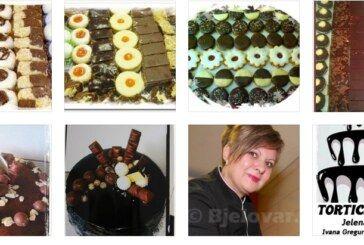 Posebnu kvalitetu kolača za blagdanski stol pripremila je majstorica slastica Jelena Pavlić