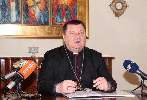 Božićna poruka biskupa bjelovarsko-križevačkog Vjekoslava Huzjaka: Poruka vjernicima i ljudima dobre volje