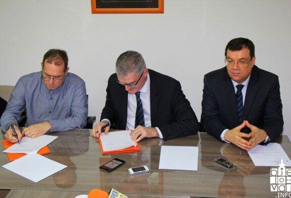 Osiguran kredit za izgradnju nove zgrade Opće bolnice Bjelovar-potpisan ugovor s PBZ-e bankom u iznosu od 90 milijuna kuna