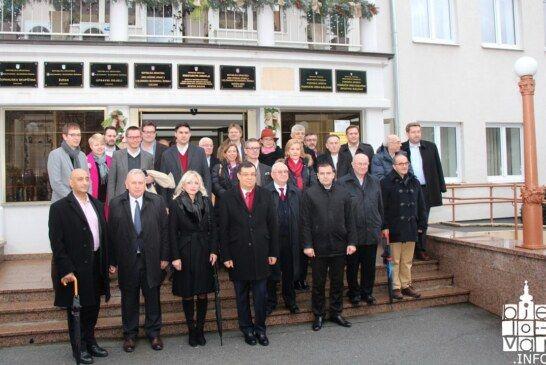 Šefovi diplomatskih misija i međunarodnih organizacija akreditiranih u Republici Hrvatskoj posjetili Bjelovarsko-bilogorsku županiju