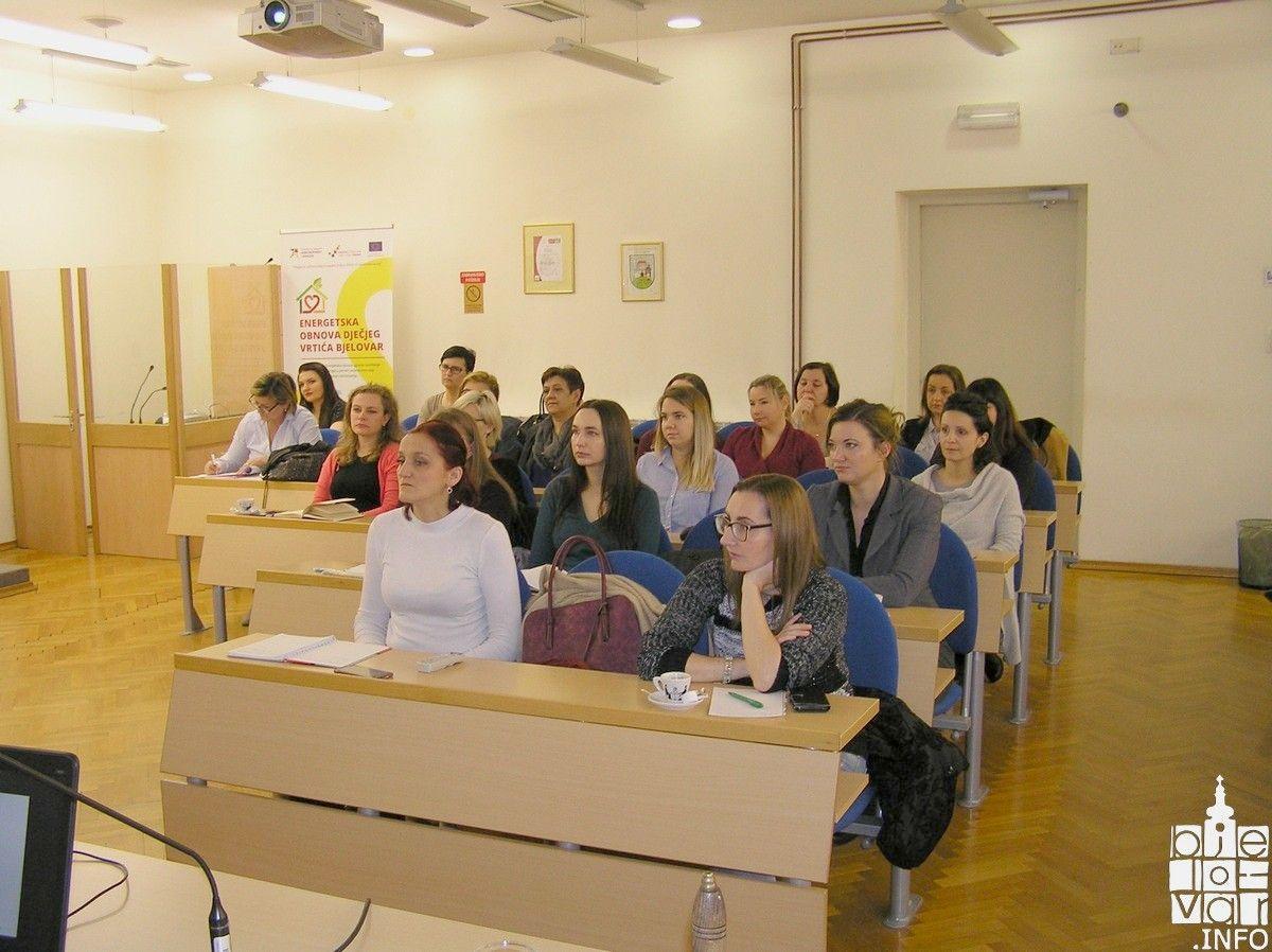 U Gradu Bjelovaru održana besplatna edukacija za žene poduzetnice i za žene koje to žele biti