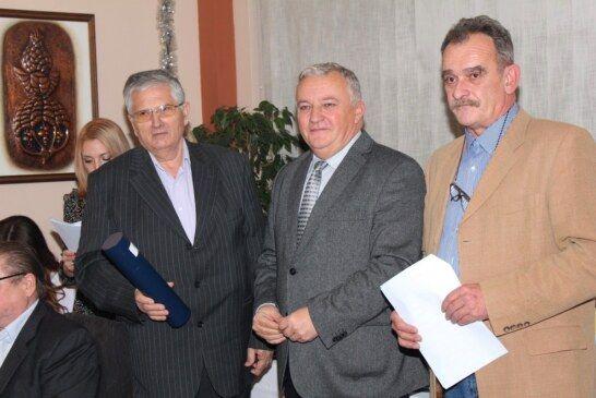 """Obrtnička komora Bjelovarsko-bilogorske županije dodijelila vrijedne plakete """"Zlatne ruke"""" i """"Mlade ruke"""""""