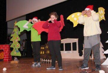 Održan poseban predblagdanski program učenika i nastavnika V. osnovne škole Bjelovar