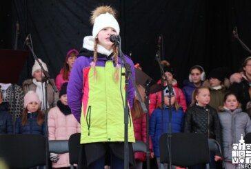 Koncert Glazbene škole Vatroslava Lisinskog uveo građane Bjelovara u prvu adventsku nedjelju