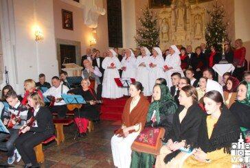 Održan tradicionalni Božićni koncert HORKUD Goluba u Katedrali sv. Terezije Avilske