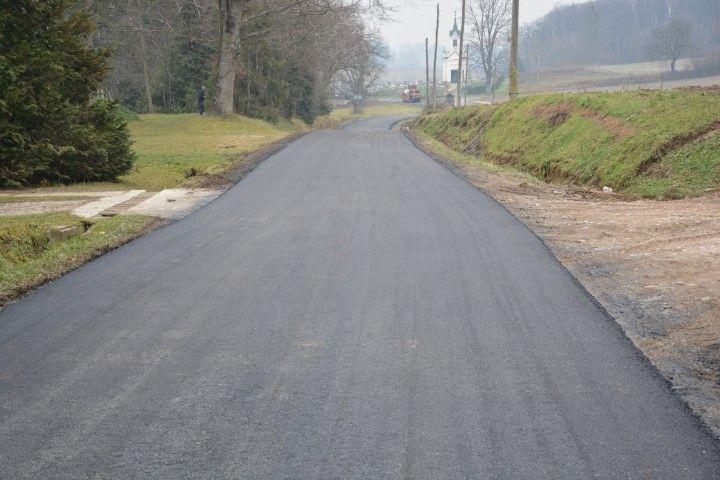 Krenula modernizacija i lokalne ceste u mjestu Prnjarovcu na području Čazme
