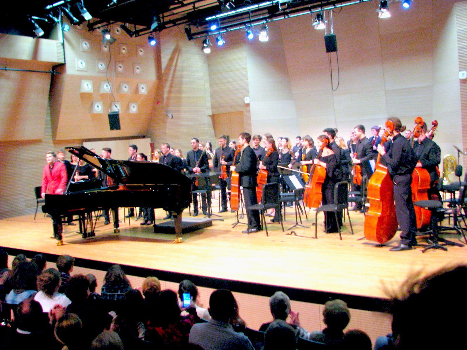 Bjelovarska mladost svirala na koncertu Simfonijskog orkestra Muzičke akademija u Zagrebu