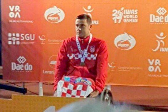 Odlične sportske rezultate u Portugalu osvojili su naši Bjelovarčani, Radovan Halas zlato i Josip Slivar srebro