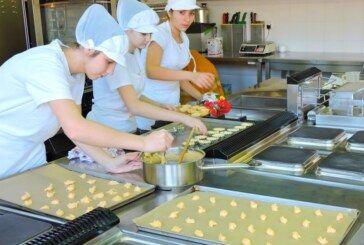 Humanitarnu akciju uoči blagdana organizirala je i Turističko-ugostiteljska i prehrambena škola
