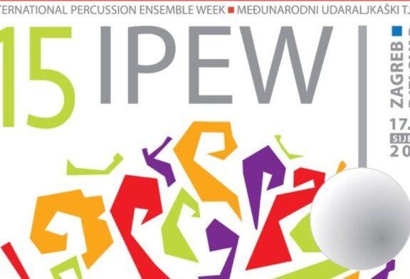 IPEW 2018 – Međunarodni udaraljkaški tjedan od 17. do 20. siječnja