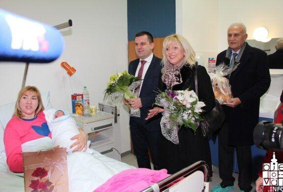 Prvi dan nakon dočeka Nove 2018. predstavnici Županije i Grada obišli dežurne službe na području grada Bjelovara