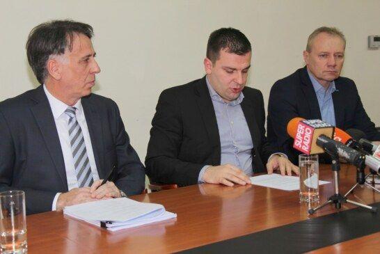 Najavljen početak gradnje vodno-komunalne infrastrukture kroz projekt aglomeracije i proširenje projekta na dijelove Gudovca i Rovišća