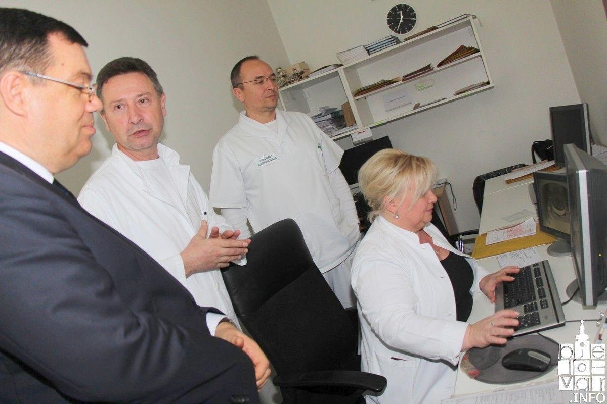 Veći limit Općoj bolnici Bjelovar za 2018. i početak rada onkološke ambulante
