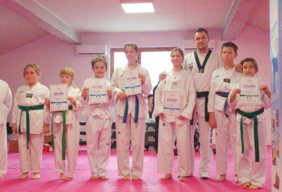Članovi bjelovarskog Taekwondo kluba Fox zaključili jednu od najuspješnijih sezona u povijesti kluba