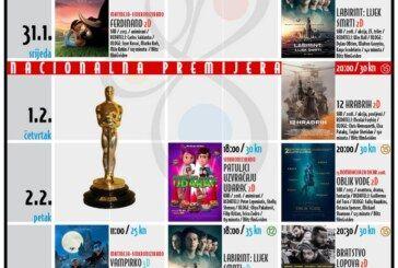 Bjelovarsko kino – TJEDNI RASPORED_KMCBj (30.1.-4.2.2018.)