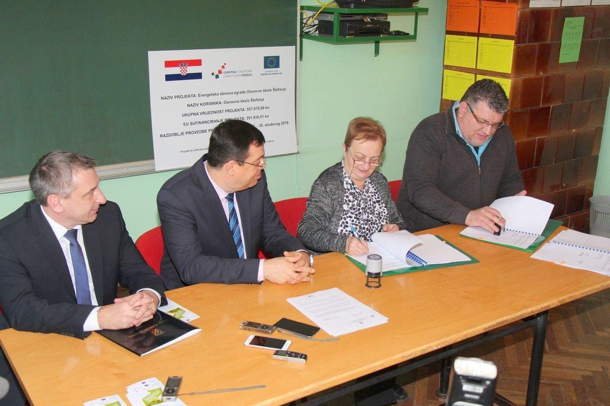 Kreće najveća energetska obnova škola na području Bjelovarsko-bilogorske županije vrijedna 27 milijuna kuna