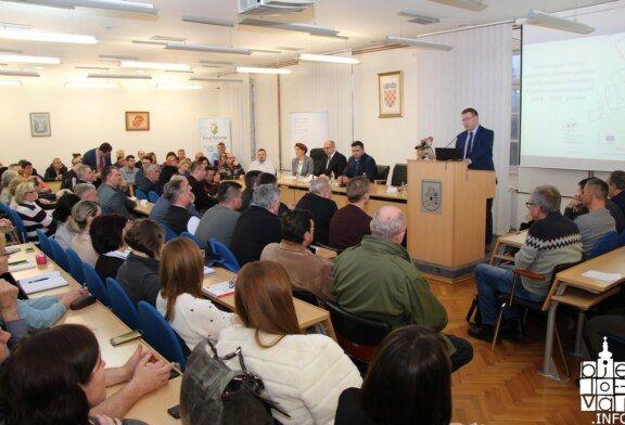 U Gradu Bjelovaru ministar Marko Pavić predstavio NOVE MJERE aktivne politike zapošljavanja u 2018.