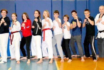Taekwondo klub Bjelovar bogatiji za osam nositelja majstorskog pojasa