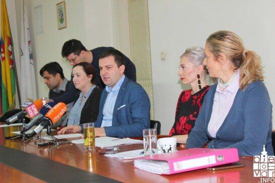 """GRAD BJELOVAR – Veliki uspjeh malog grada da u Europi bude jedan koji je od 137 projekata dobio najbolje ocjene za svoj projekt  """"Hub.in Bjelovar"""""""