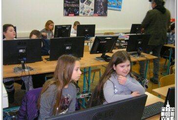 """""""Zimska škola informatike"""" u I. osnovnoj školi Bjelovar"""