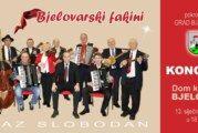 Bjelovarski slavuji predstavit će Bjelovarske fakine