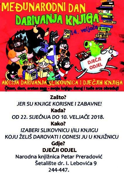 darivanje plakat 2018