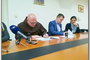 U Gradu Bjelovaru potpisan Ugovor o donaciji Pučkoj kuhinji vrijedan 300.000,00 kuna
