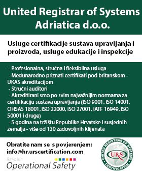 URS certification post