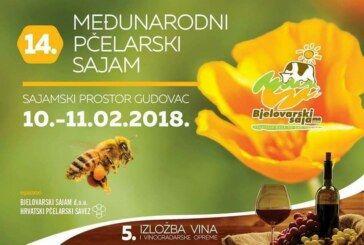 Uskoro počinje 14. Međunarodni pčelarski sajam u Gudovcu