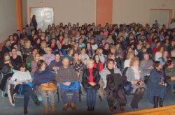 Ogranak HPKZ-a Bjelovar napunio Dom kulture