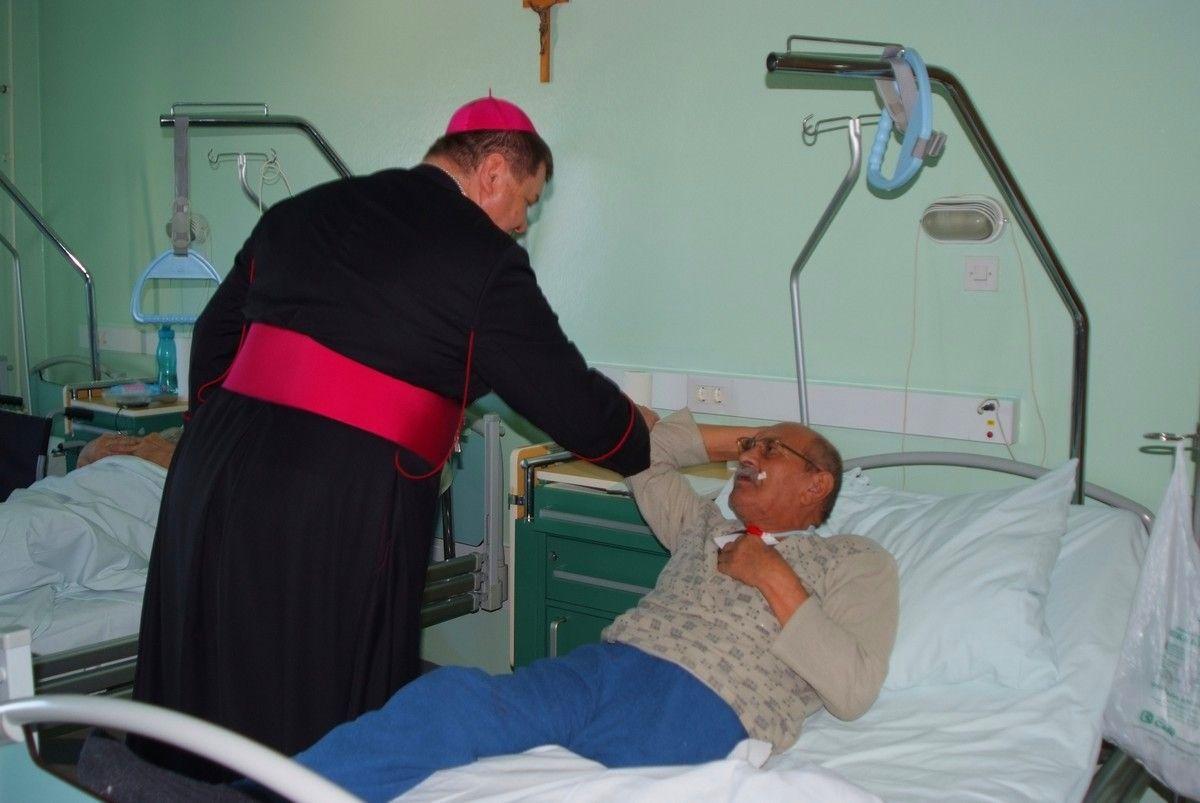 Obilježen Svjetski dan bolesnika u Općoj bolnici Bjelovar