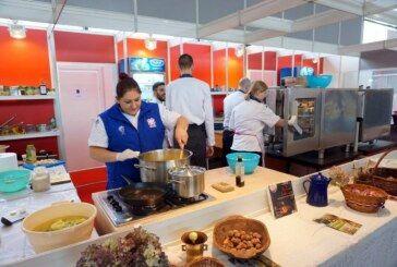 Udruge kuhara i slastičara Bilogore s tradicionalnim jelima na sajmu u Zagrebu