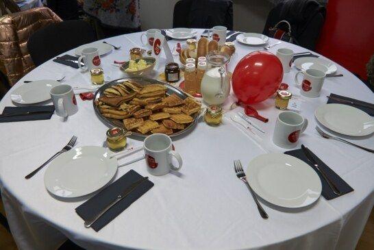 Na Pčelarskom sajmu održan Medni doručak s hrvatskih pčelinjaka