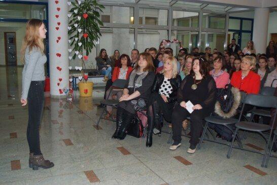 Medicinska škola Bjelovar obilježila Dan škole druženjem i predavanjem