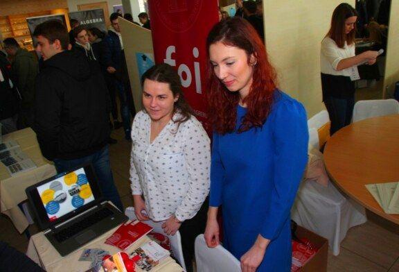 Maturanti i predstavnici fakulteta zadovoljni s prvim održanim Sajmom fakulteta Bjelovarsko-bilogorske županije