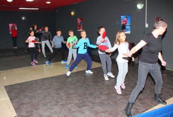Bjelovarski kulturno sportski klub Kul Pong u suradnji s Udrugom za autizam promiče sport za osobe s invaliditetom