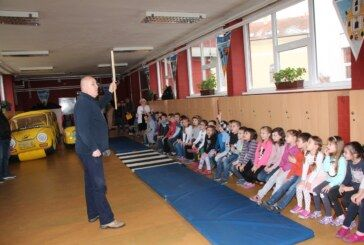 U III. osnovnoj školi Bjelovar održana edukacija prometne sigurnosti za učenike prvih razreda